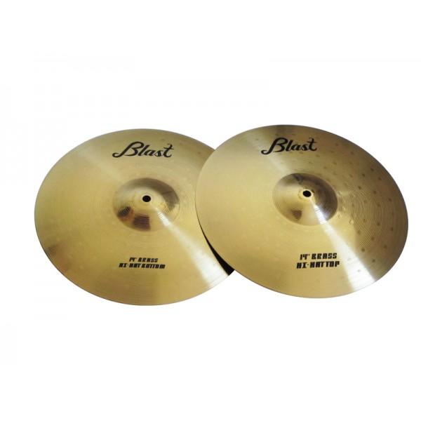"Hi-Hat Brass 14 "" Blast"
