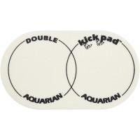 Protector falam doble parche bombo Aquarian DKP2