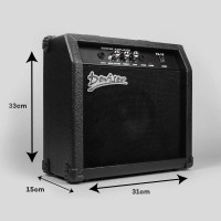 Amplificador de Guitarra 15 watts
