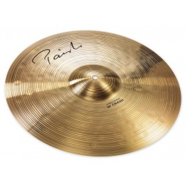 PAISTE Signature Precision  Crash 18""