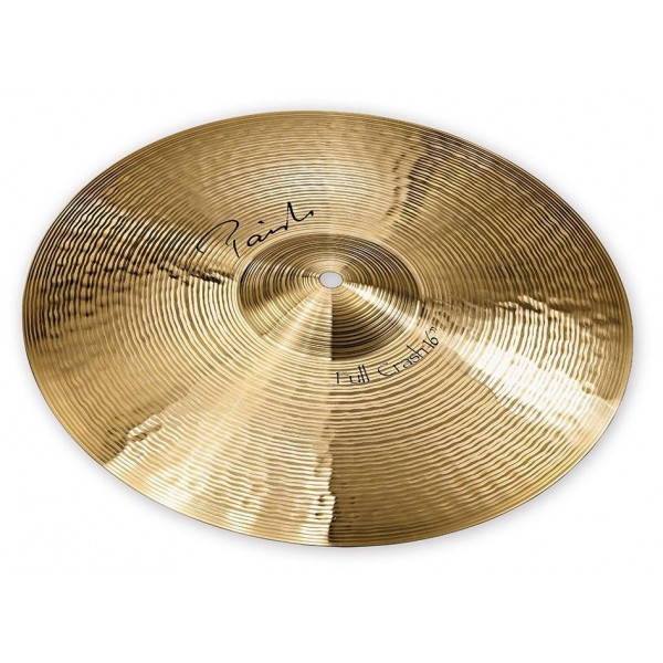"PAISTE Signature  FUC-16 Full Crash 16"" Paiste"
