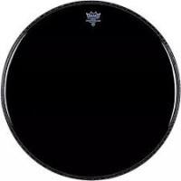 Parche para bombo Remo EN1022ES color negro 22 pulgadas