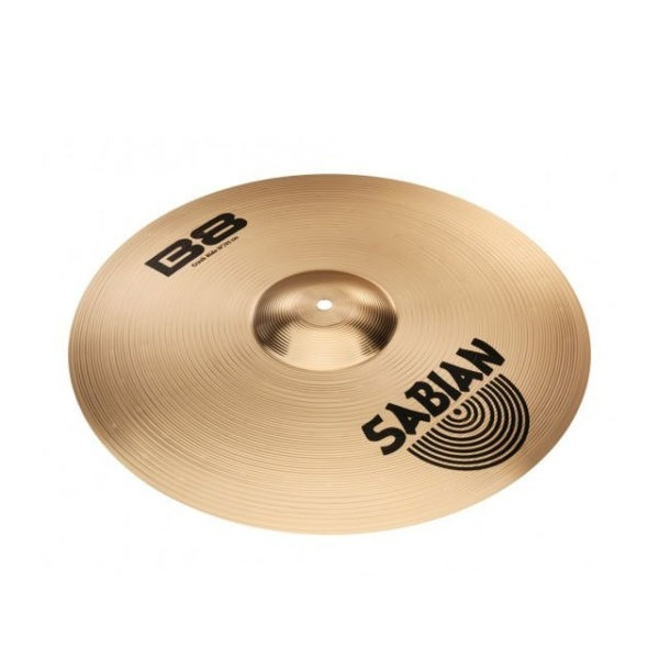 "Platillo Sabian B8 Crash 18 "" Sabian"