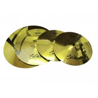 Set de platillos Silken Metal Series