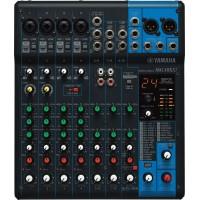 Consola Analoga  Yamaha Mixer de audio 10 canales Yamaha MG10XU
